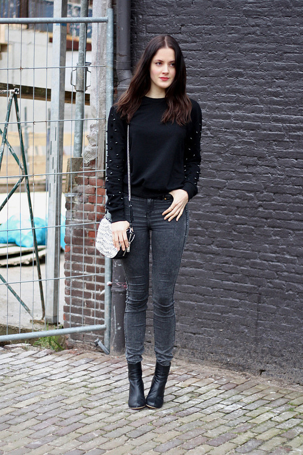 fashion fillers jeans bag sweater shoes jewels