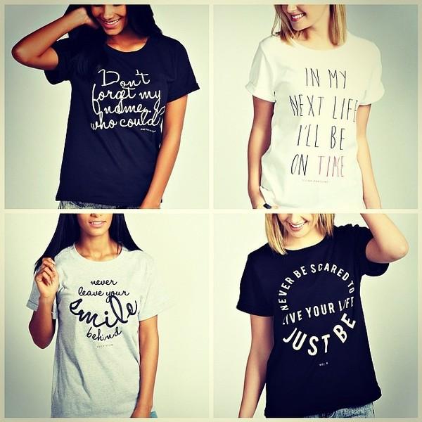 t-shirt white black t-shirt print instagram boho style street