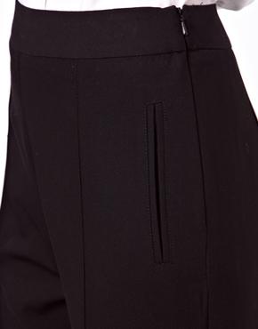 ASOS | ASOS - Pantalon taille haute chez ASOS