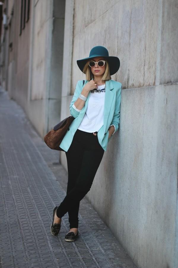 my showroom jacket jewels t-shirt bag sunglasses jeans shoes hat