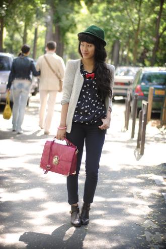 bag leeloo pink bag satchel