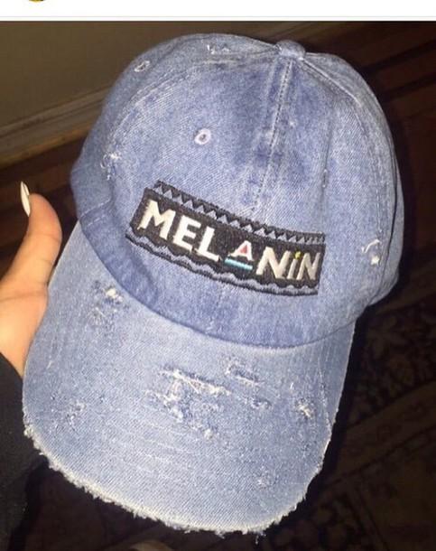 hat melanin hat