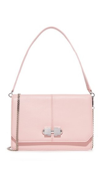 cross rose bag leather