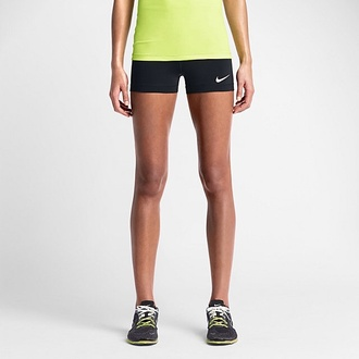 shorts nike nike pro compression bike shorts sportswear black 3 active wear sports shorts
