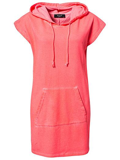 Sip Dress - Sisters Point - Neon Rosa - Alltagskleider - Kleidung - Frau - Nelly.de Mode Online