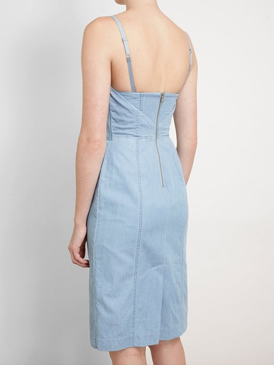 Acne 'thelma' Dress - Browns - Farfetch.com