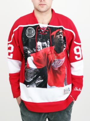 Post Game | 2 Pac Hockey Jersey | EASTWEST