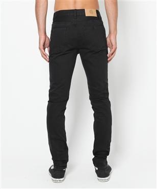 HIGH SLIM RINSE BLACK | Jeans | Clothing | Shop Mens | General Pants Online