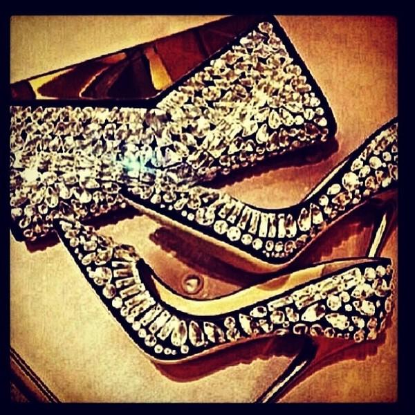 shoes bag heels pumps red high heels