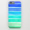 Ocean blue iphone & ipod case by sara eshak