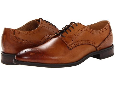 JD Fisk Gilby Tan Leather - Zappos.com Free Shipping BOTH Ways