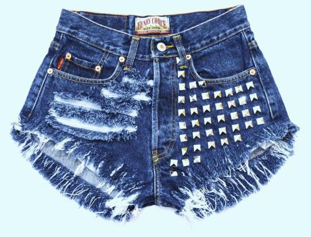 shorts jeans High waisted shorts ripped shorts levi's t-shirt top underwear dress high heels studded shorts cut off shorts