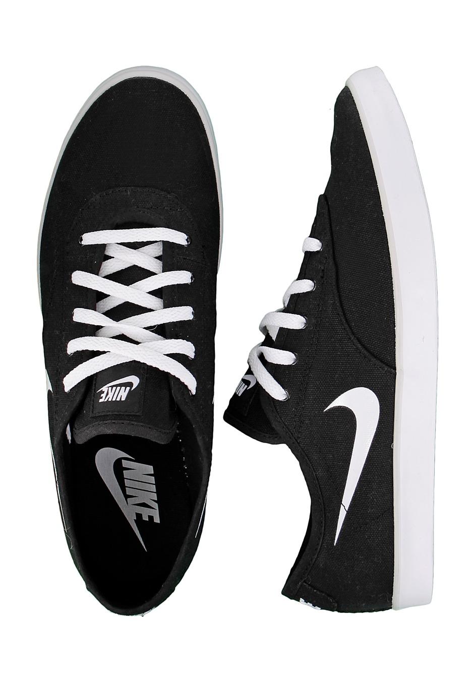 Nike - Starlet Saddle Black/White - Girl Schuhe - Offizieller Streetwear Online Shop - Impericon.com
