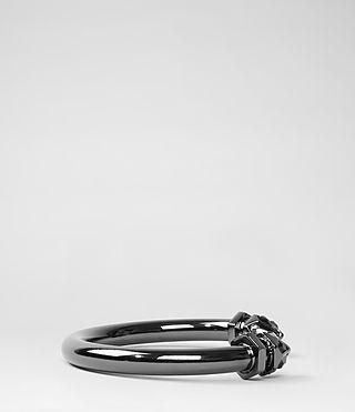 Womens Nevena Tip Bracelet (Hematite)   ALLSAINTS.com