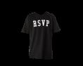 RSVP Gallery T-Shirt (Black/White)