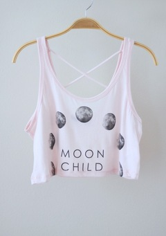 MOON CHILD TOP  on The Hunt