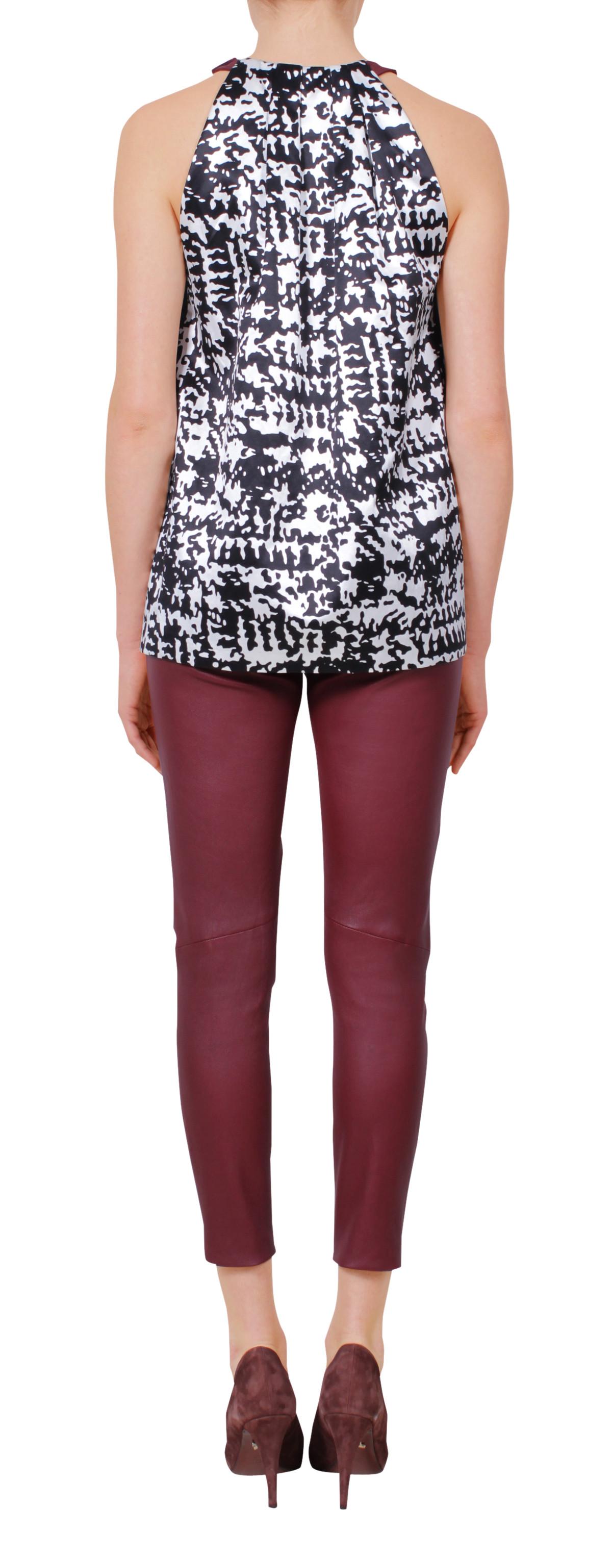BEAUTY slimfit pants - London Love - Shop   SCHUMACHER - Onlineshop