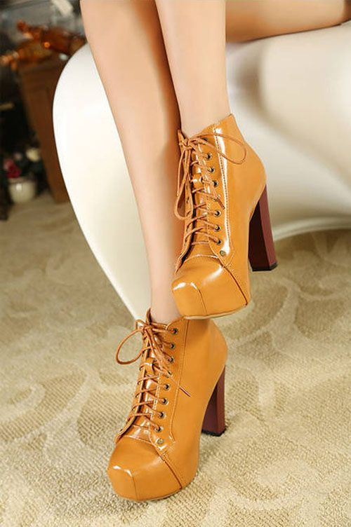 Fashion women's trending high-heel shoes attractive lovely - DualShine