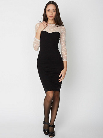 Belle De Jour Dress | American Apparel