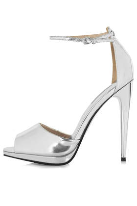RIA Two Part Sandals - Topshop