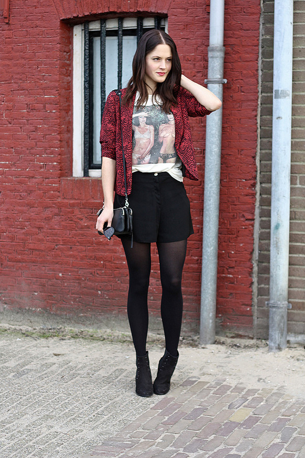 fashion fillers shirt shorts jacket bag shoes sunglasses
