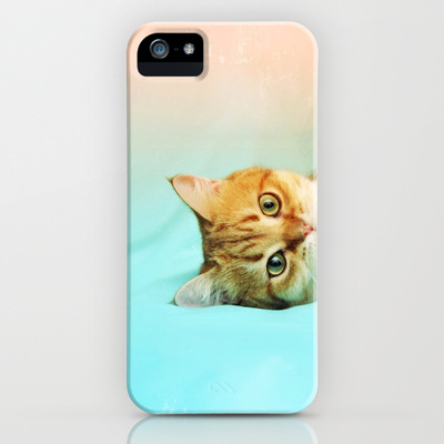 Amelia, the cat iPhone & iPod Case by Ylenia Pizzetti | Society6