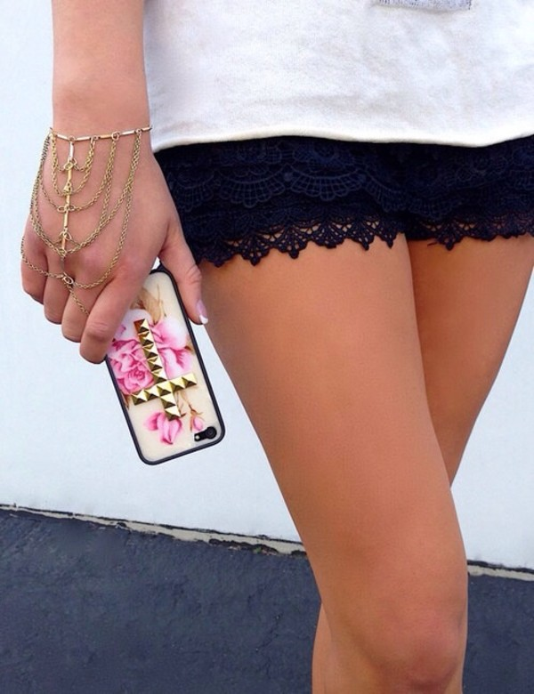 shorts jewels