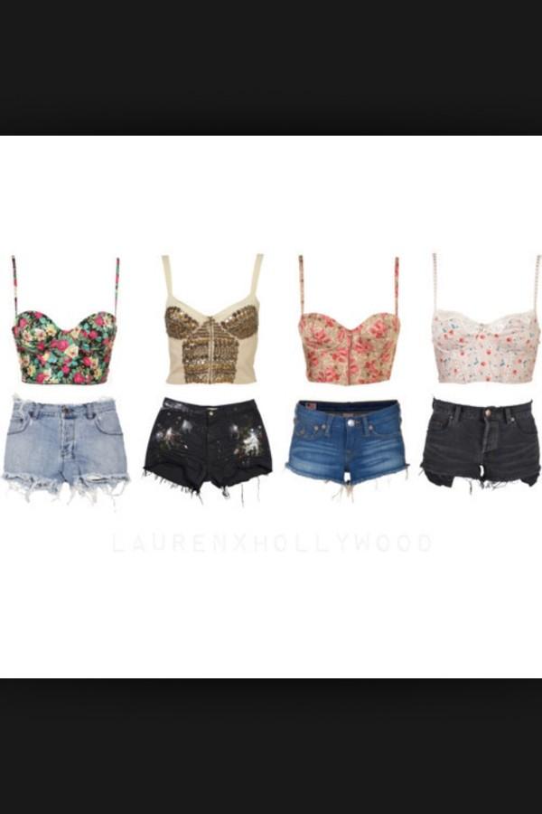 t-shirt summer outfits