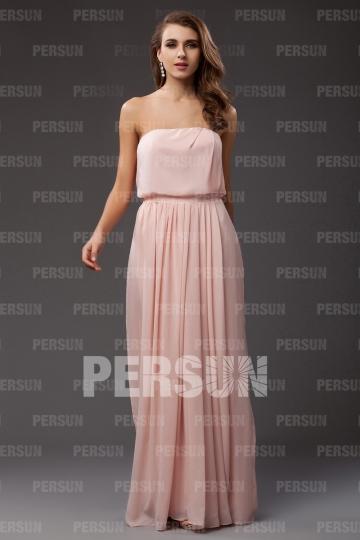 Pink tone Modern Strapless Empire Bridesmaid dress [PPCG2457]- US$ 127.99 - PersunMall.com