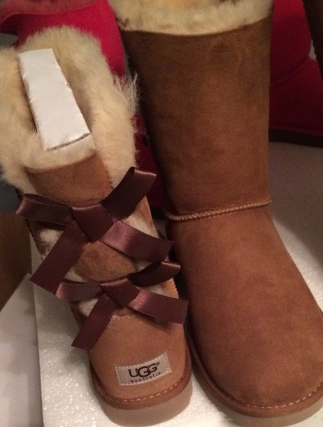 shoes bailey bow