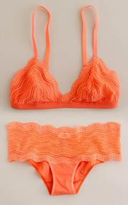 Body Magazine // Retail Lingerie News // Cosabella For J. Crew Hits Stores