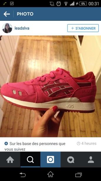 shoes asics gel lyte iii sneakers