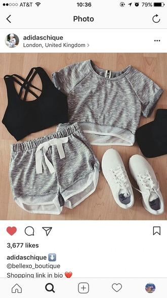 jumpsuit clothes athletic set