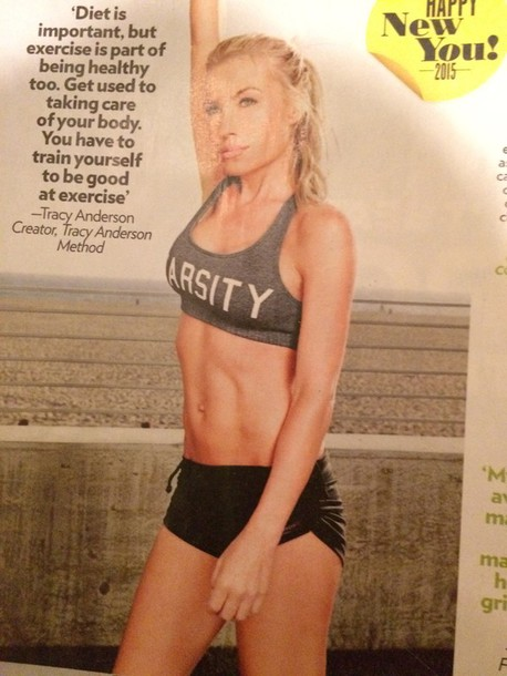 shorts tracy anderson people magazine jan 2015