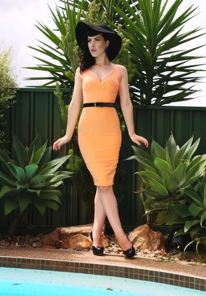 dress mango dress cocktail dress pinup dress wiggle dress