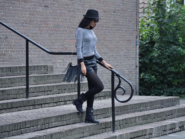 satisfashion shirt shorts shoes bag hat