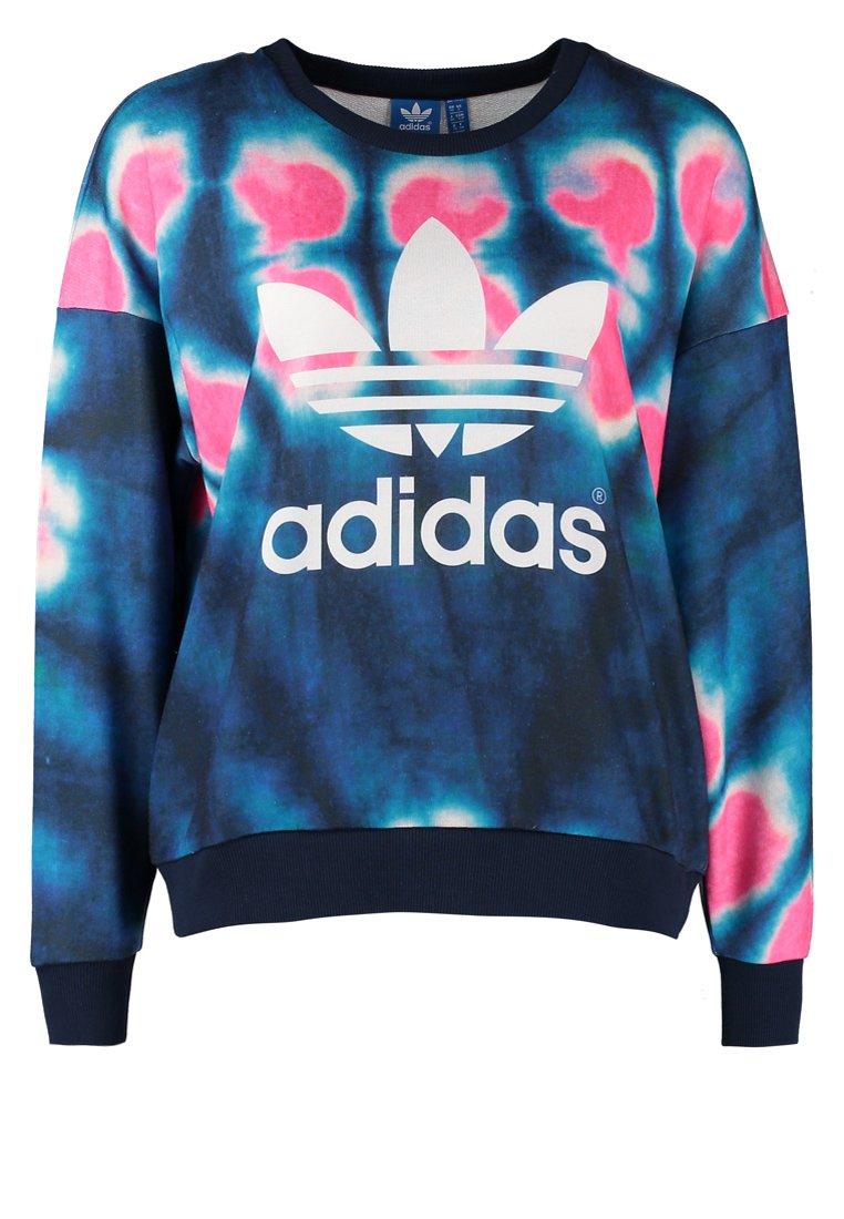 adidas Originals Sweatshirt - blue - Zalando.co.uk