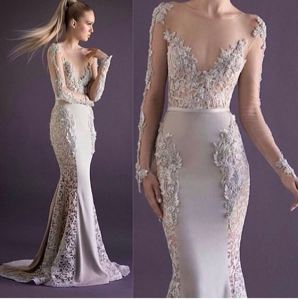 dress prom dress lace dress wedding clothes