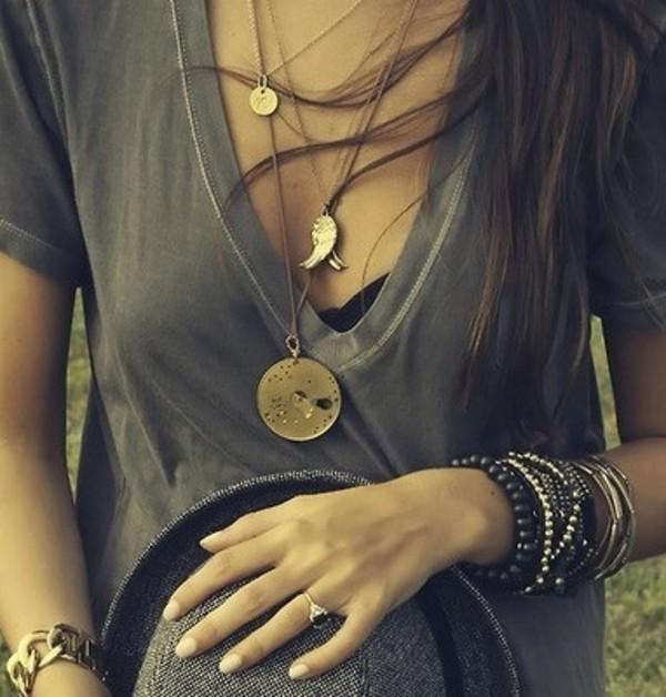 t-shirt t-shirt jewels