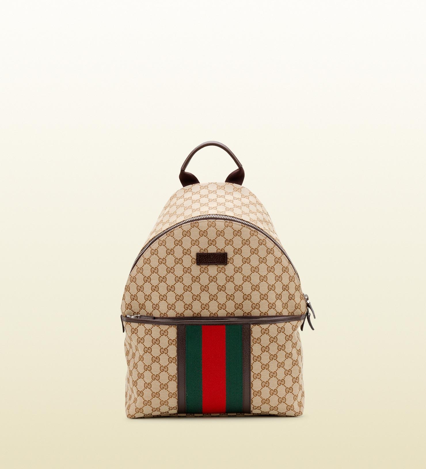 Gucci - medium backpack  190278FWHAR8501