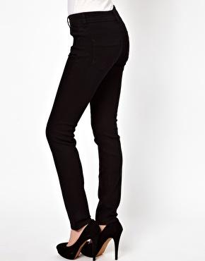 ASOS | ASOS Elgin Supersoft Skinny Jeans in Black at ASOS