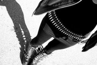 belt metal punk black badass bullet girl bad girls club punk rock bad bitches link up warriors
