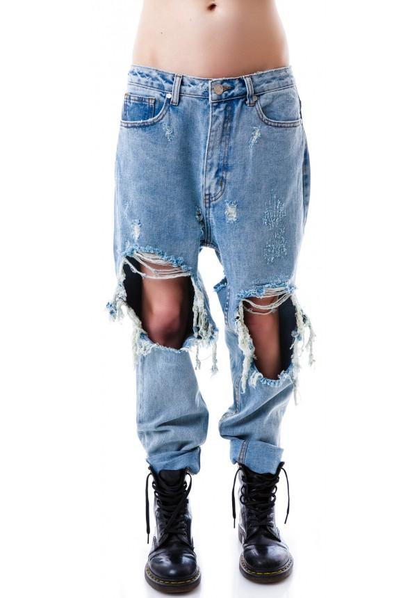 UNIF Twerk Jeans | Dolls Kill