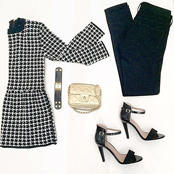shirt black and white fashion peplum ootd look of the day fashion blogger style blogger