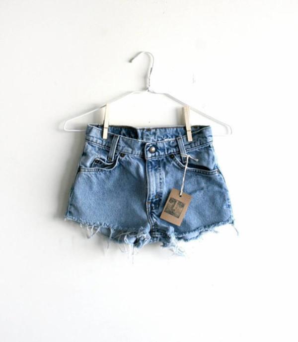 shorts High waisted shorts denim shoes denim shorts cut off shorts summer hot high waisted denim shorts
