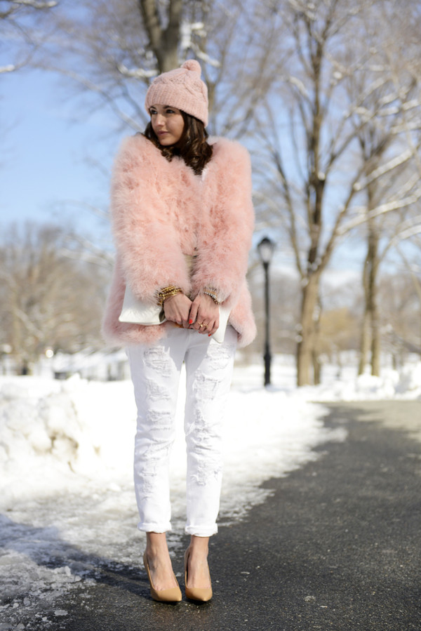 lovely pepa coat jeans shoes sweater bag hat