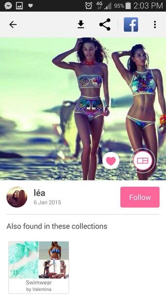 swimwear bikini summer outfits girls hbo weheartit summer
