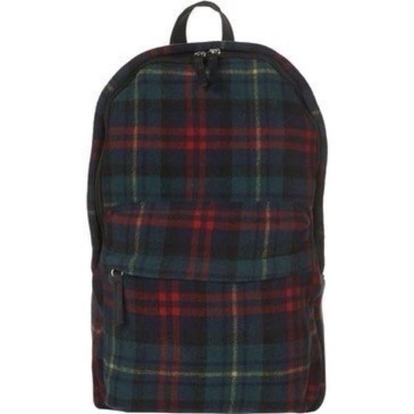 bag backpack preppy hipster plaid