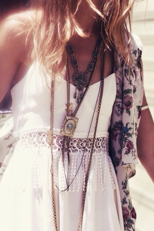dress jewels white dress clothes