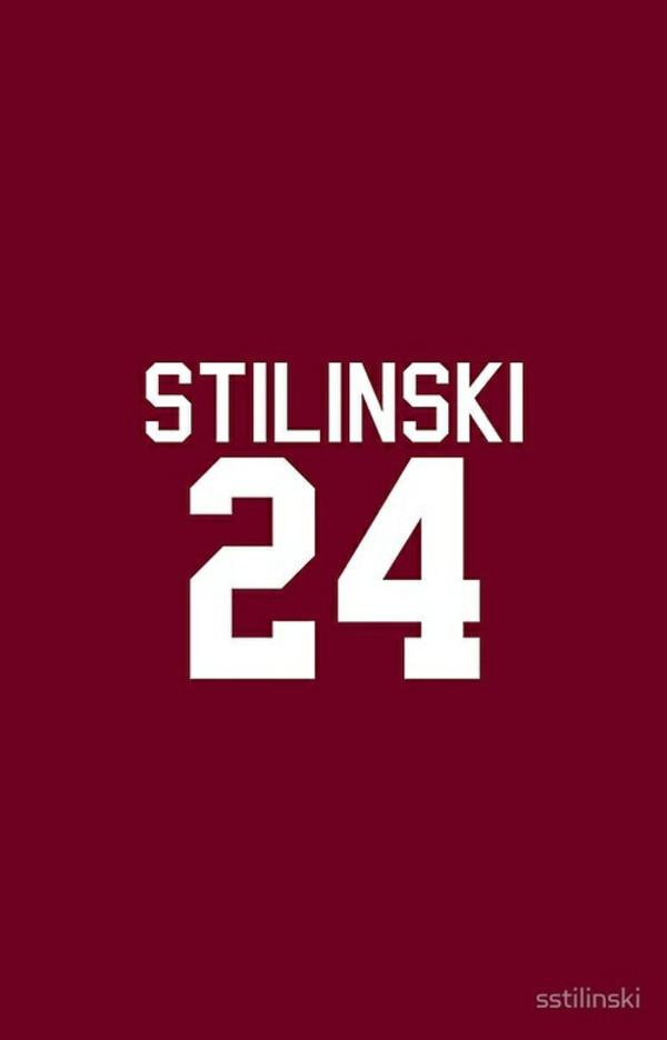 T Shirt Teen Wolf Stiles Stilinski 24 Beacon Hills